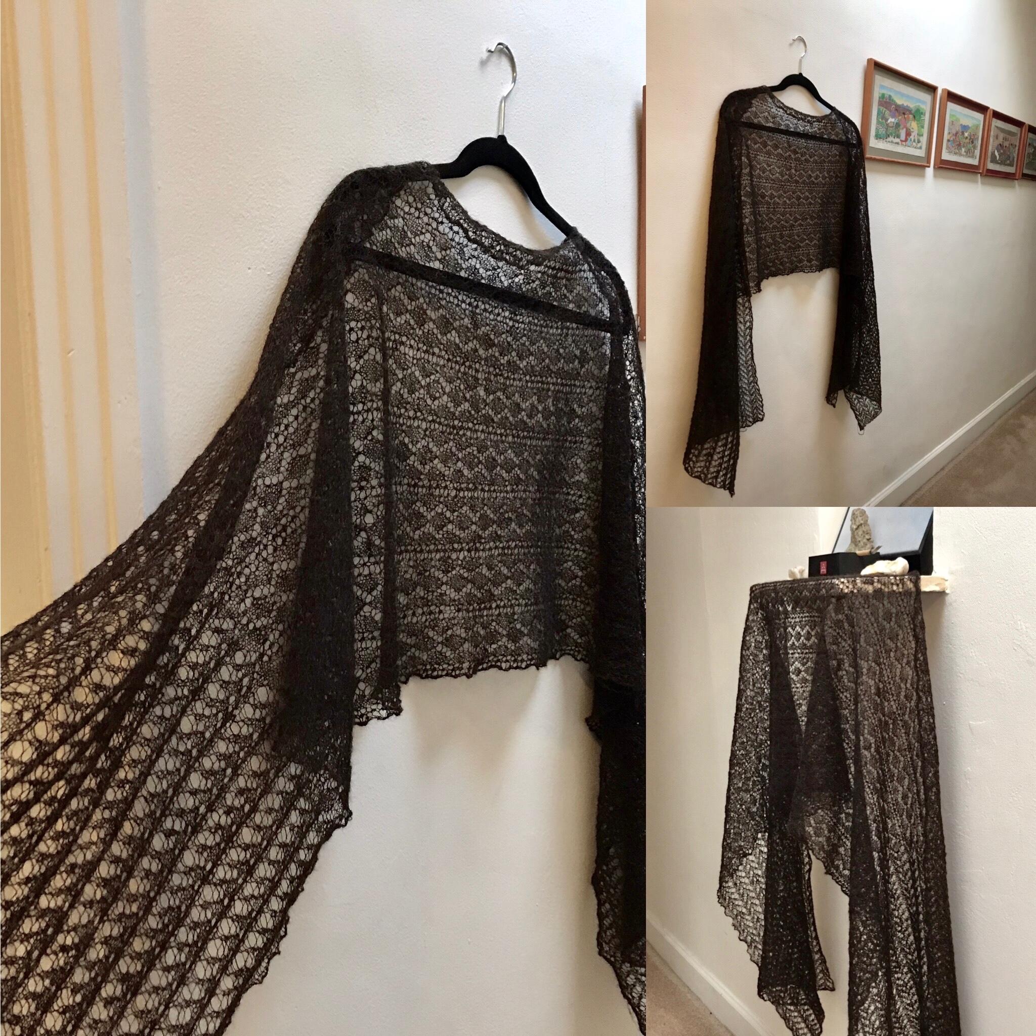 Museum Knitting